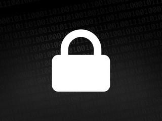 sécurité informatique - cadenas fermé