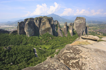 Rock of Meteora - Greece