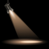 Fototapety Stage lighting