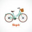 Vintage bicycle symbol - 58951765
