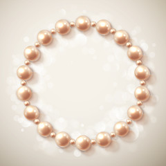 Circle of pearls