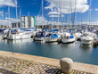 Постер, плакат: Sutton Harbour Marina Plymouth