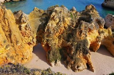 Algarve Strand Dos Tres Irmaos 04