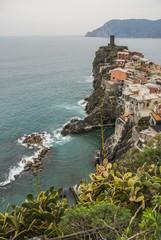 Vernazza: village of Cinque Terre Italy
