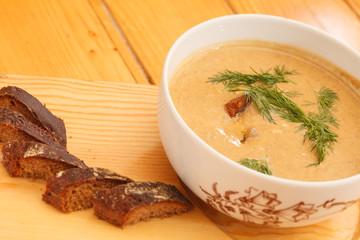cream soup