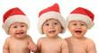 Funny Christmas babies