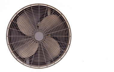 Ventilation fan of air conditioner