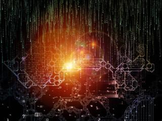 Visualization of Digital Key Code