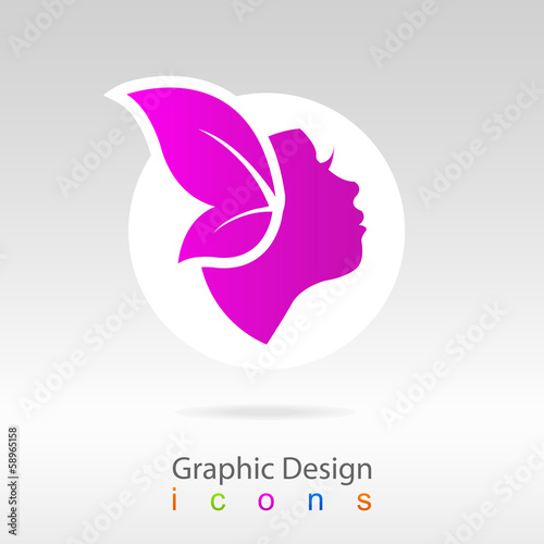 graphics design icon health