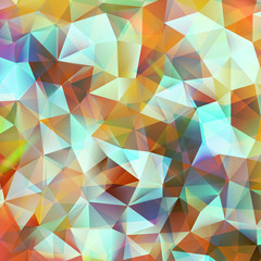 Geometric color background. EPS 10