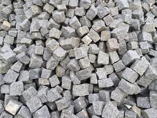 Yol Yapımında Kullanılacak Granit Taşlar