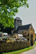 France, Saint Crepin church in Dordogne