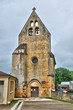 France, Saint Vincent le Paluel church in Perigord
