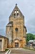 France, Saint Vincent le Paluel church in Perigord