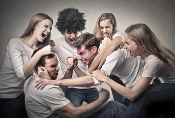Teenage Fight