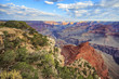 view of Grand Canyon with morning light