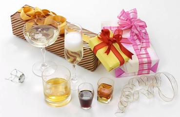 Bevande e pacchi regalo