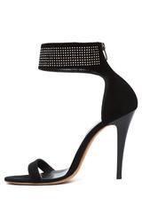 shoe with high heels