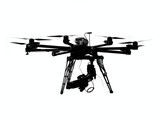 Unmanned Aerial Vehicle with Camera poster
