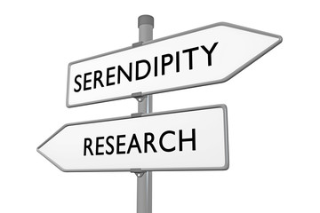 serendipity vs research