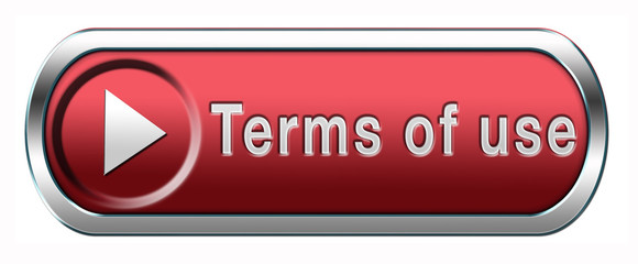 terms of use button