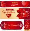Valentine's labels