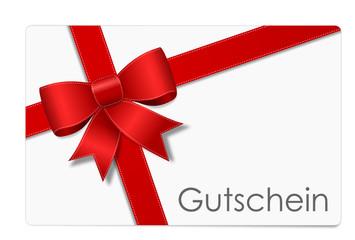 Geschenkkarte Gutschein