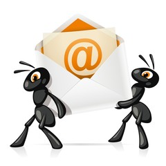 Ants e-Mail