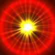 canvas print picture - Energy light