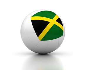 Jamaican Volleyball Team