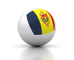 Moldovan Volleyball Team