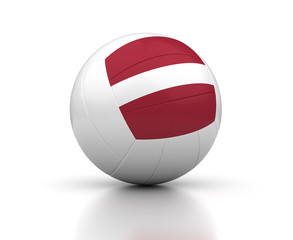 Latvian Volleyball Team