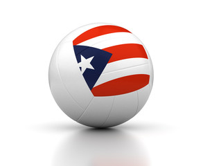 Puerto Rican Volleyball Team