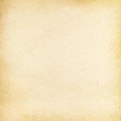 Vintage blank paper