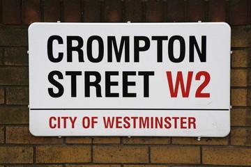 Crompton Street W2 a famous London Address