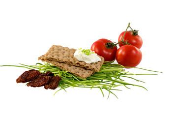 Healthy fresh snack