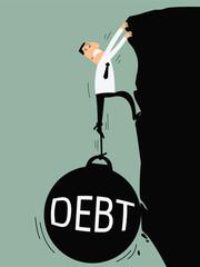 Debt bring down