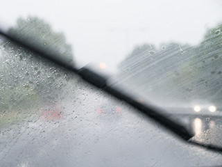 Wet Weather Driving.