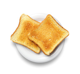 Two toast