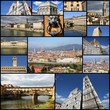 Florence photos - photo collage
