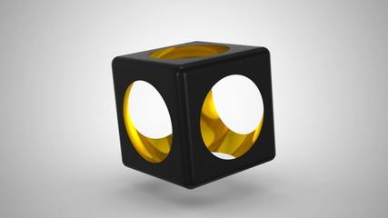 Cube & Sphere