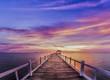 Wooded bridge - 58998981