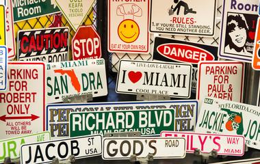 Miami souvenirs