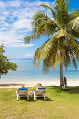 vacances détente tropicale