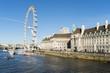 Obrazy na płótnie, fototapety, zdjęcia, fotoobrazy drukowane : The eye London