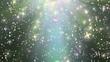 星の降り注ぎ
