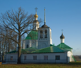 Город Владимир. Николо-Галейская церковь