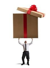 Big present