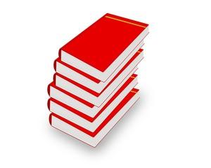 libri rossi