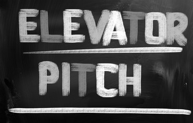 Elevator Pitch Concept
